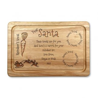 Personalised Christmas Eve Board