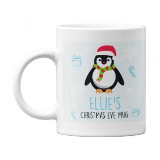 Penguin Christmas Eve Mug