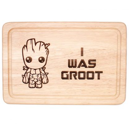i was groot chopping board
