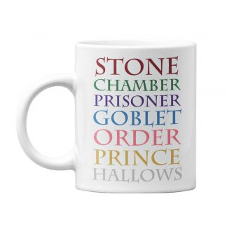 Harry Potter Book Mug Main